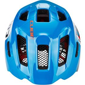 Cube Fink Casque Enfant, blue